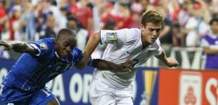 Gold Cup: USA v. Honduras