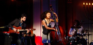 Esperanza Spalding @ 6th & I Historic Synagogue