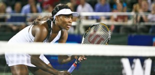 Opening Night at Kastles Stadium with Venus Williams