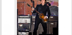 [Tearsheet] Paul McCartney @ FedEx Field