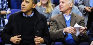 President Obama @ the Georgetown Game